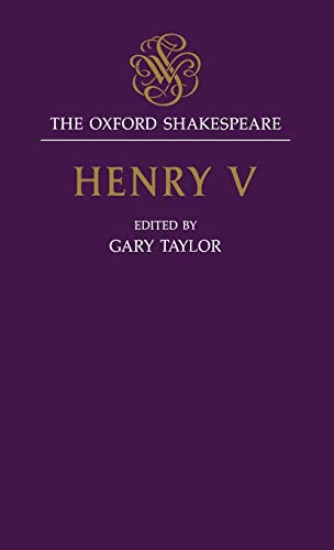 9780198129127: The Oxford Shakespeare: Henry V