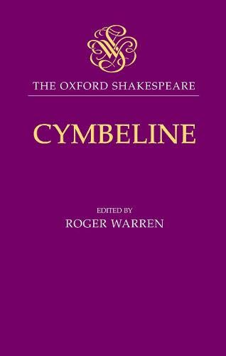 9780198129271: The Oxford Shakespeare: Cymbeline