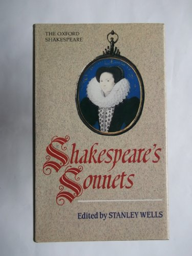 9780198129462: Shakespeare's Sonnets and a Lover's Complaint
