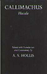 9780198140443: Hecale (Oxford University Press academic monograph reprints)