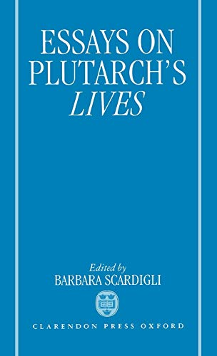 9780198140764: Essays on Plutarch's Lives