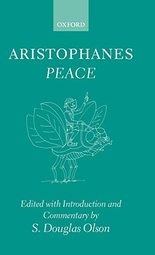 9780198140818: Aristophanes: Peace: Greek text with Introduction and Commentary