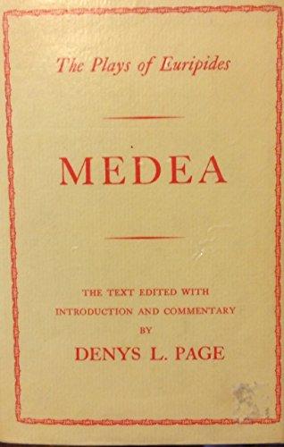 9780198141242: Medea