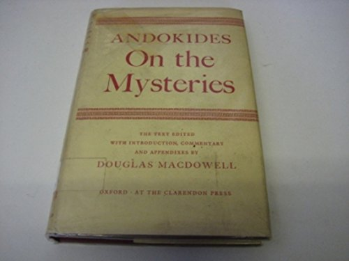 9780198141549: On the Mysteries
