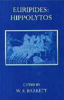 9780198141679: Hippolytos (Oxford University Press academic monograph reprints)