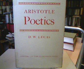 9780198141754: Aristotle Poetics