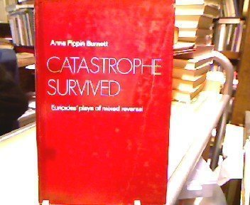 9780198141860: Catastrophe Survived: Euripides' Plays of Mixed Reversal