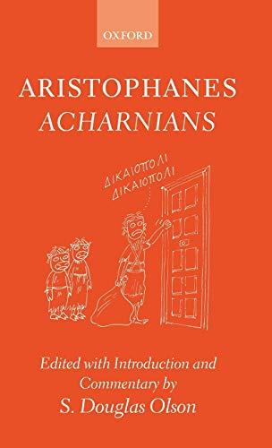 9780198141952: Aristophanes Acharnians