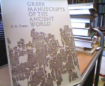 9780198142843: Greek Manuscripts of the Ancient World