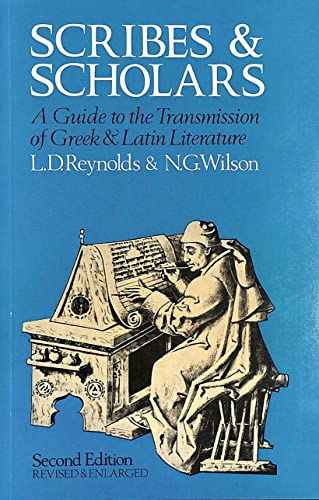 9780198143727: Scribes and Scholars: A Guide to the Transmission of Greek & Latin Literature