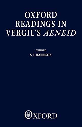 9780198143888: Oxford Readings In Vergil's Aeneid