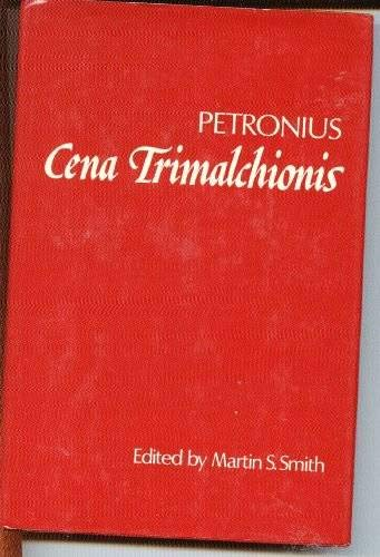 9780198144441: Cena Trimalchionis (English and Latin Edition)
