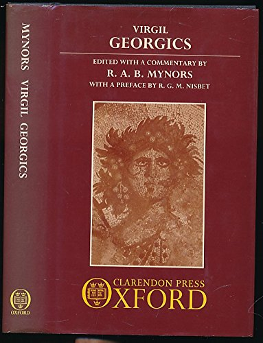 Georgics (0198144458) by Virgil