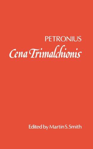 9780198144595: Cena Trimalchionis