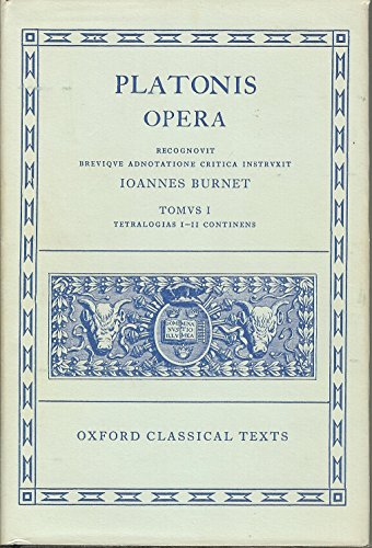 9780198145400: Works: v. 1 (Oxford Classical Texts)