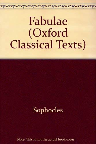 9780198145486: Fabulae (Oxford Classical Texts)
