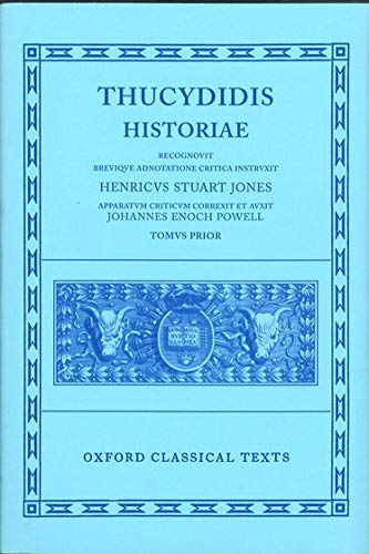 9780198145509: Historiae, Volume I (Oxford Classical Texts Series)