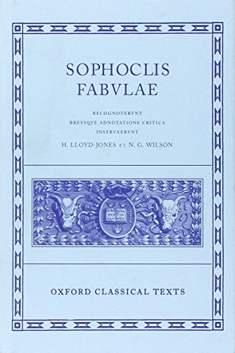 9780198145776: Sophocles Fabulae (Oxford Classical Texts)