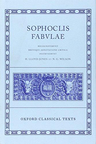 9780198145776: Sophocles Fabulae