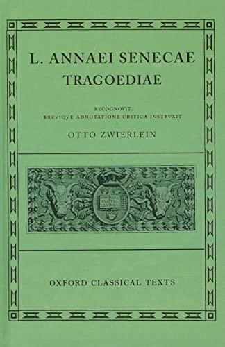 9780198146575: Tragoediae (Oxford Classical Texts)
