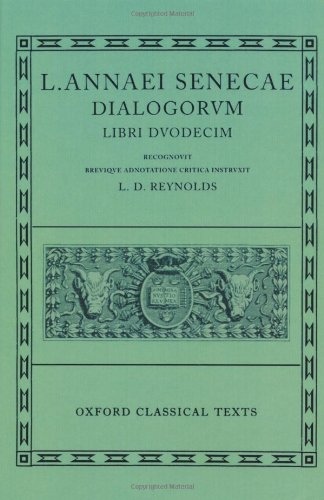 9780198146599: Dialogi (Oxford Classical Texts)