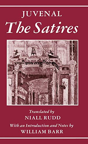 9780198147565: The Satires (Oxford World's Classics)