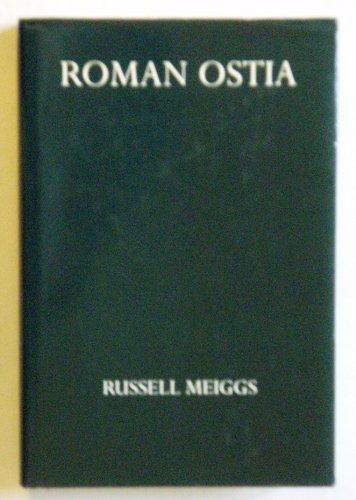 9780198148104: Roman Ostia