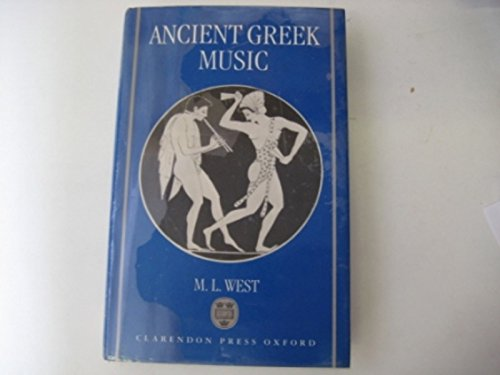 9780198148975: Ancient Greek Music