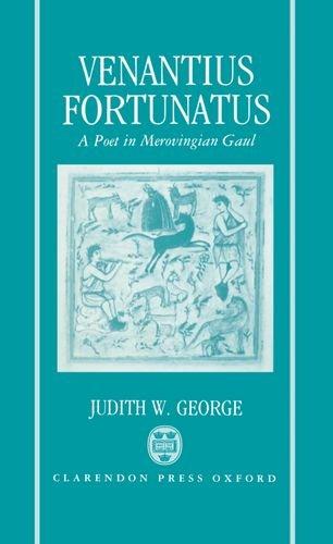 9780198148982: Venantius Fortunatus: A Latin Poet in Merovingian Gaul