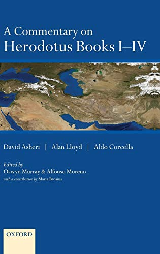 9780198149569: A Commentary on Herodotus Books I-IV (Bks. 1-4)