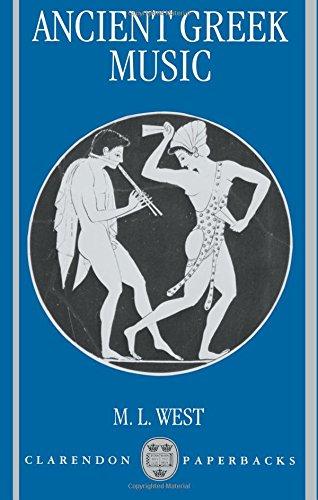 9780198149750: Ancient Greek Music