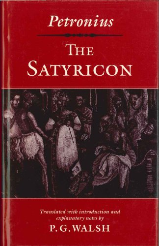 9780198150121: The Satyricon