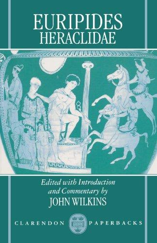 9780198150244: Heraclidae (Clarendon Paperbacks)