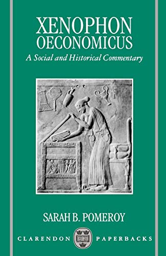 9780198150251: Oeconomicus: A Social and Historical Commentary (Clarendon Paperbacks)
