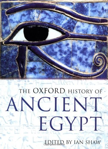 9780198150343: The Oxford History of Ancient Egypt (Oxford Illustrated Histories)