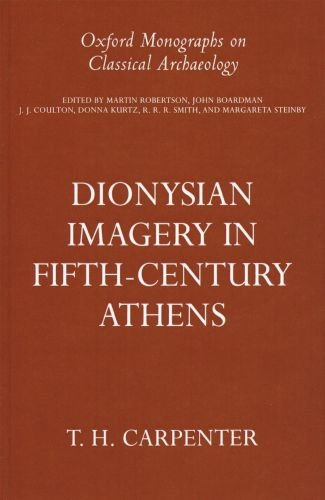 9780198150381: Dionysian Imagery in Fifth Century Athens (Oxford Monographs on Classical Archaeology)