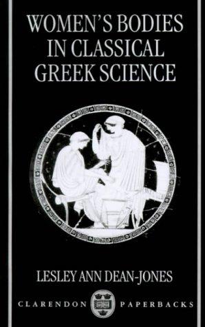 9780198150466: Women's Bodies in Classical Greek Science