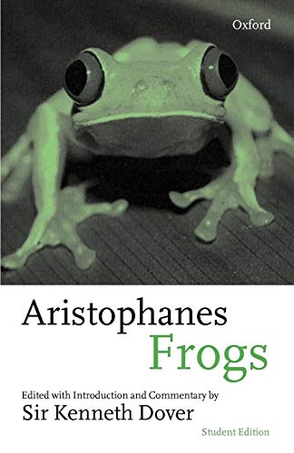 9780198150718: Aristophanes: Frogs
