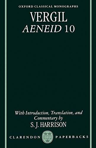 9780198150961: Virgil: Aeneid 10