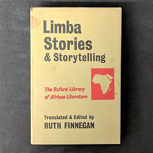 9780198151197: Limba Stories and Story-telling (Oxford Library of African Literature)