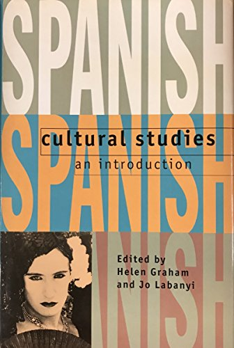 9780198151951: Spanish Cultural Studies: An Introduction: The Struggle for Modernity