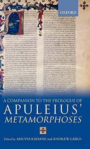 9780198152385: A Companion to the Prologue to Apuleius' Metamorphoses