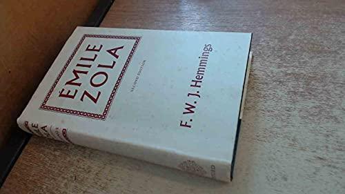 Emile Zola: F. W. J. Hemmings