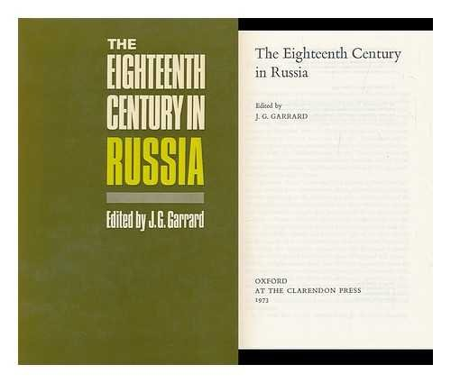 9780198156383: The Eighteenth Century in Russia