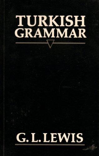 9780198158387: Turkish Grammar