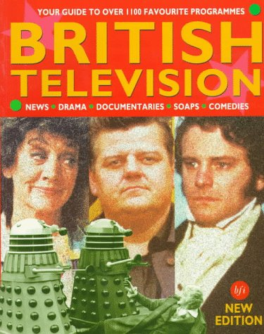 9780198159261: British Television: An Illustrated Guide