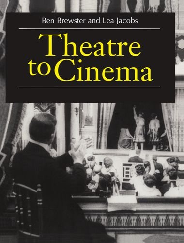 9780198159506: Theatre to Cinema: Stage Pictorialism and the Early Feature Film
