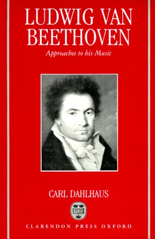 9780198161486: Ludwig van Beethoven: Approaches to His Music
