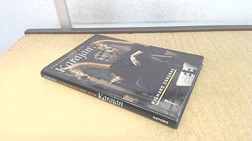 9780198161646: Conversations with Karajan