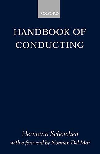 9780198161820: Handbook of Conducting
